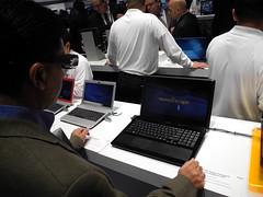 Sony Vaio F series 3D-laptop
