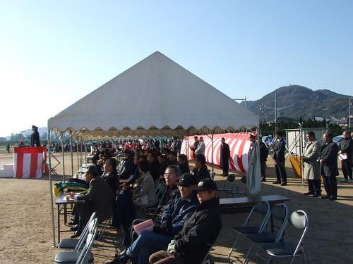 消防出初式 2011 大竹市晴海公園 9