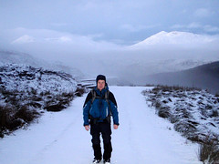 Me (threejumps) Tags: winter snow mountains cold ice scotland highlands mountaineering alpinism southernscottishhighlands