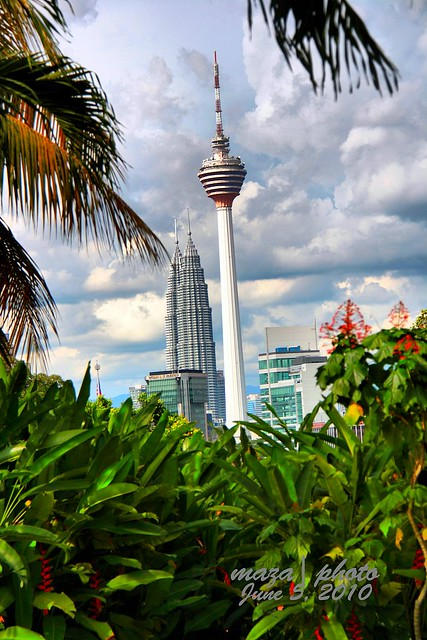 Kuala Lumpur Tower 1, Malaysia