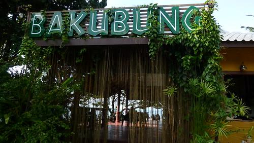 Koh samui Beachfront Cafe BAKUBUNG サムイ島カフェ