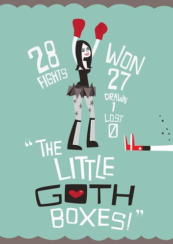 The Little Goth Boxes