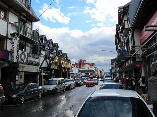 City Streets - Ushuaia, Argentina