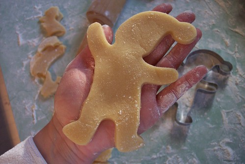 sugar cookie man