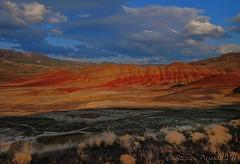 Painted Hills (Wandering Sagebrush) Tags: tokina1116 paintedhillsdsc4515