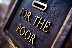 For the Poor Charity Box Basilica of St. Adelbert Grand Rapids December 29, 201016