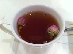 玫瑰自然果茶