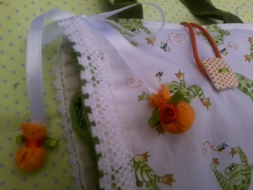 bolsinha toalha... by ♥Paninhos em forma de amor♥
