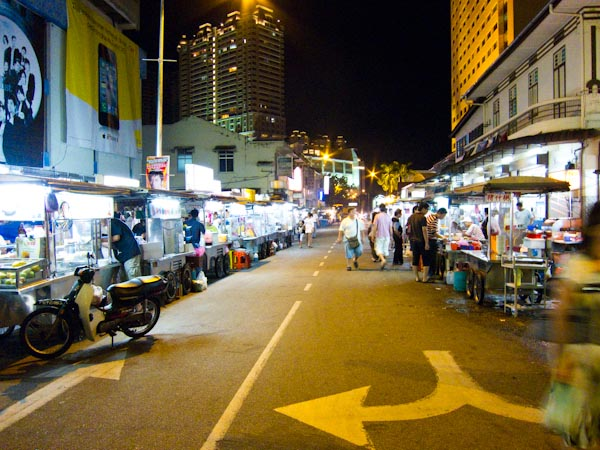 New Lane Hawker Stall