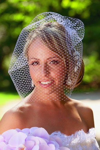 Bridal Styles real bride Michelle