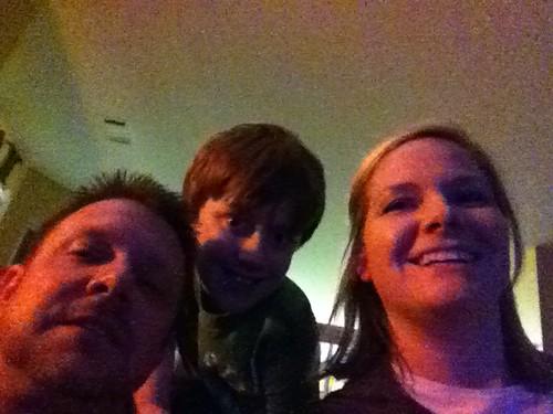 101231 NYE + Bowl Game 07 - Matt + Spencer + Holly