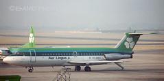 EI-ANG (EI-AMD Aviation Photography) Tags: old ireland dublin airport photos aviation 111 aerlingus bac eidw eiang eiamd