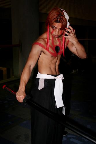 Cosplay Warrior