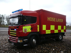 1/14 Scania Essex Fire & Rescue Service Hose Layer Model (alan215067code3models) Tags: rescue fire model hose layer service essex scania 114