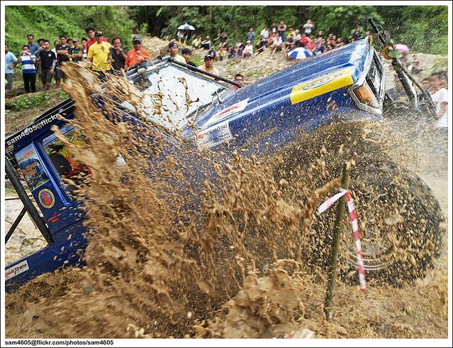 TA4XDC New Year Challenge 2011 - Kampung Bawang, Tamparuli