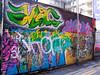 Graffiti Life-9 (Eimearmck) Tags: street city colour graffiti tag belfast tmn anco