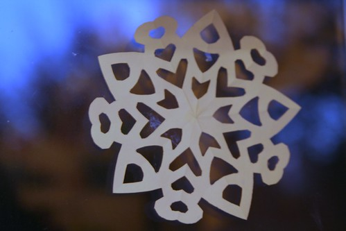 Five-Point Snowflake/Star