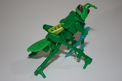 Praying Mantis (Siercon and Coral) Tags: bug mantis insect lego praying fantasy jungle swamp moc afol