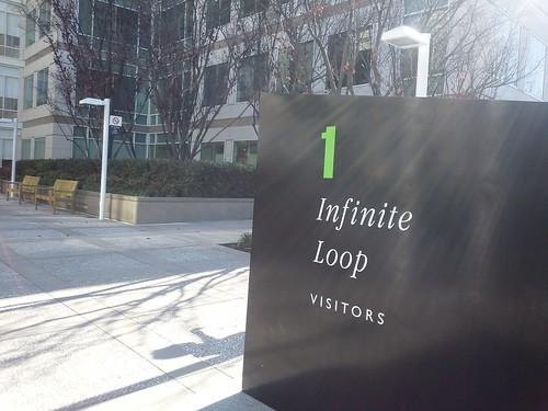 1 infinite loop