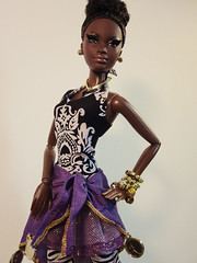 039 (Alrunia) Tags: doll barbie fashiondoll blacklabel pivotal barbiecollector 16thscale playscale collectorbarbie alvinaileybarbie pivotalbarbie alvinaileyamericandancetheaterdoll