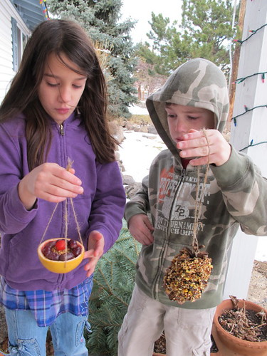 Bird Feeder Gifts for G & G