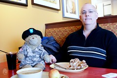 Day 10 - Lunch With Skeeter