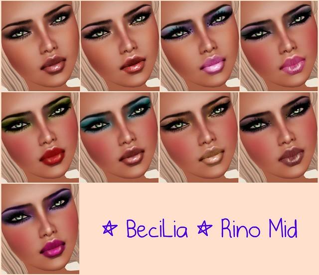 * BeciLia * Rino Mid