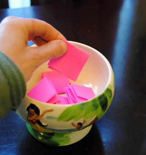 Tiki Bowl Ballots