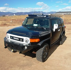 BajaRack Utility Rack for FJ Cruiser