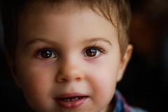 Jules (honorine.santerre) Tags: regard yeux garon enfance