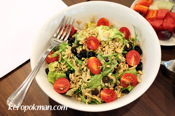 Obriens Wholemeal Pasta Salad