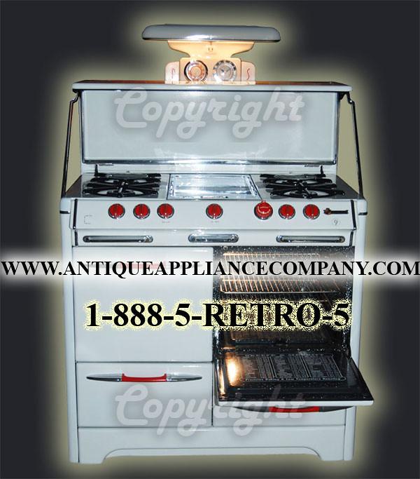 refurbished stove