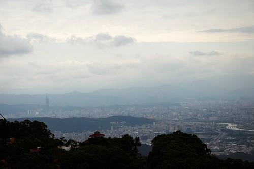 台北盆地-信義、松山