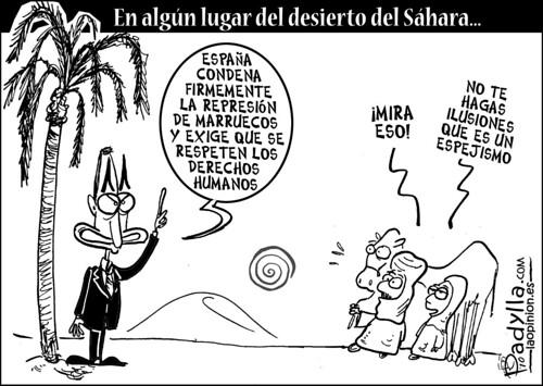 Padylla_2010_11_16_Zapatero condena la represión de Marruecos