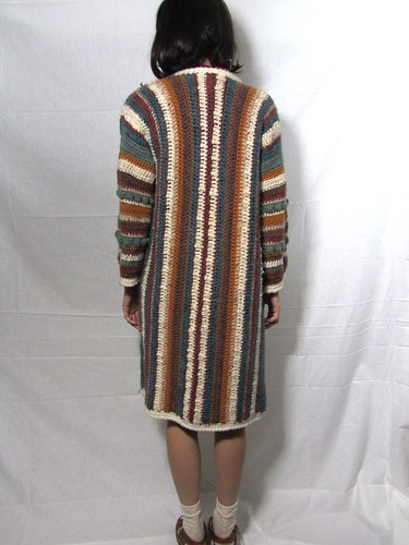 Autumn Knit Long Cardingan