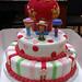 Strawberry Stortcake Cake