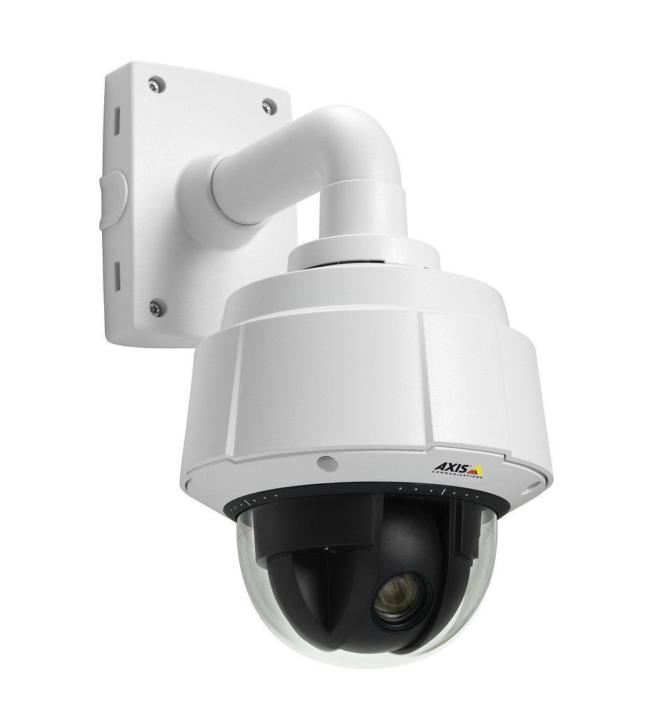 PTZ Network Dome Camera from Axis