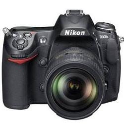 Câmera Digital Nikon D300S 12.3 Megapixels c/ Lente18-105mm