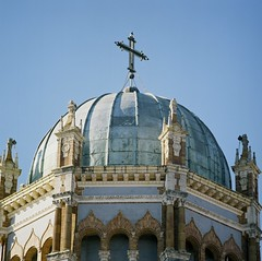 Church dome, St. Augustine, FL (sailronin) Tags: city travel usa saint florida augustine americas oldest