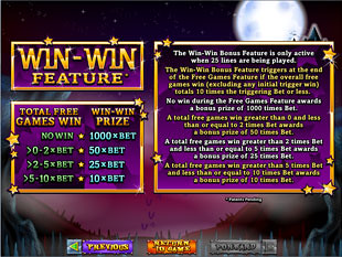 free Goblin's Treasure slot bonus game