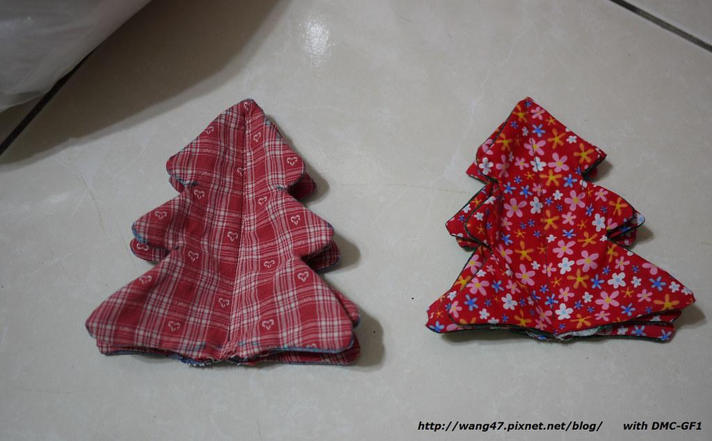 20101202-02布作聖誕樹