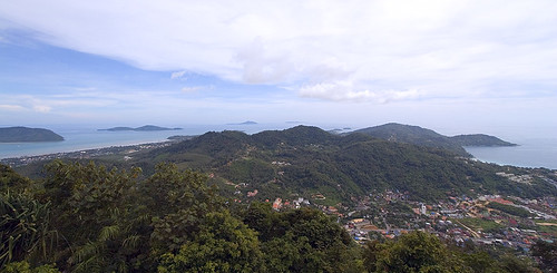 View South from Big Buddha