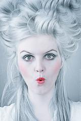 Marie Antoinette (basistka) Tags: portrait woman girl marie movie poland retro antoinette basistka