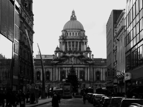 Belfast City Hall December 2010