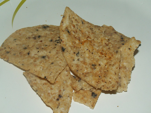 Tostitos Artisan Recipes Roasted Garlic & Black Bean Chip