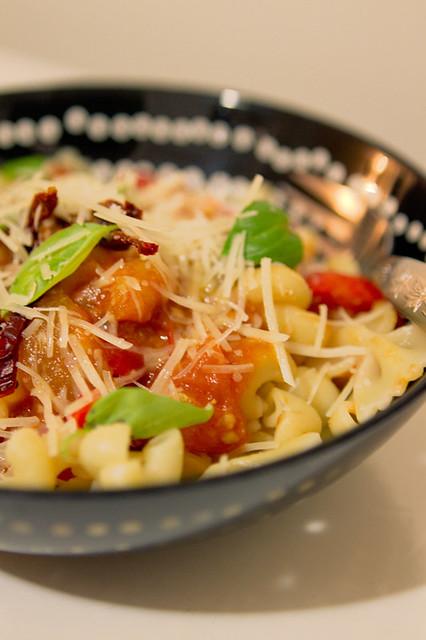 simple pasta~