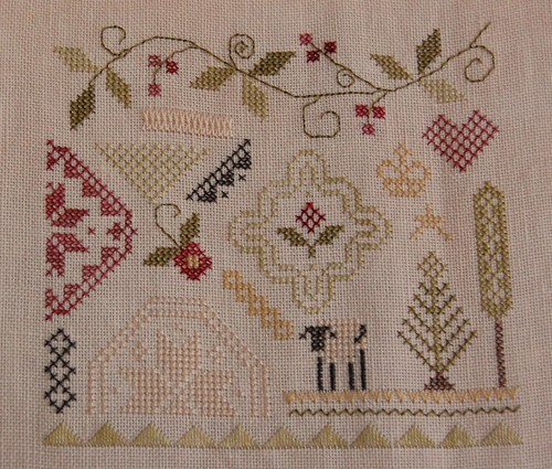 "Shepherd's Bush ""Holly and Ivy Sampler"""
