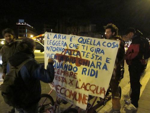 Critical Mass, Roma