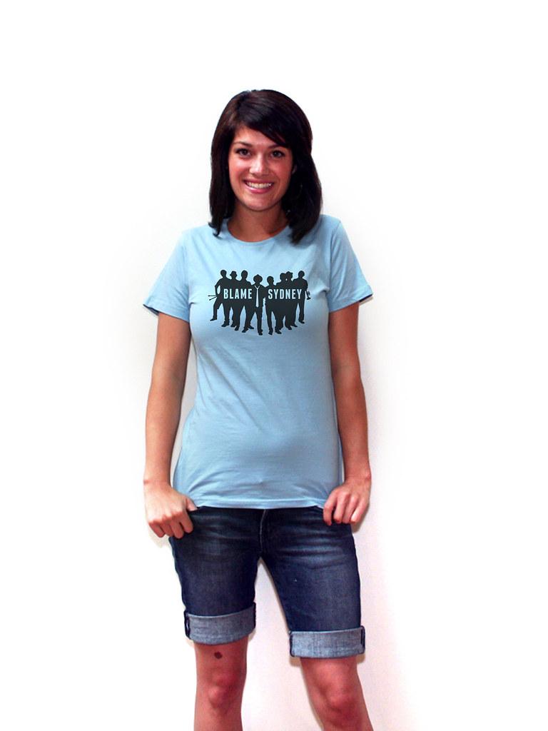 Blame Sydney T-Shirt
