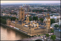 Houses of Parliament, London (szeke) Tags: city inglaterra england urban building london 2004 westminster buildings cityscape housesofparliament bigben palace londres palaceofwestminster noiseware westminsterpalace photomatix nikcolorefex imagenomic detailsenhancer